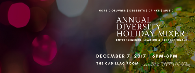 ANNUAL DIVERSITY MIXER EVENT COVER