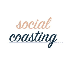 Logo Stacked - Social Coasting